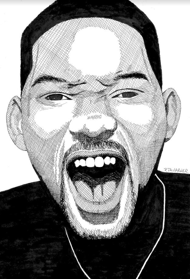 Will Smith by P.Tavarner